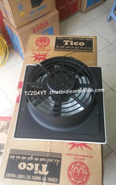 Quạt hút âm trần TC20AV5 ( không có ống)